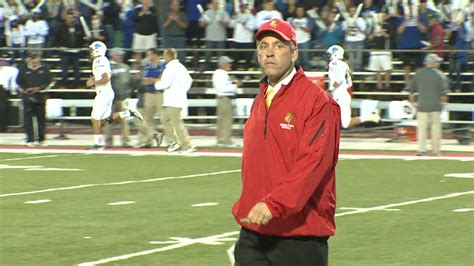 michigan state coach suspended ferris state football coach suspended after incident with