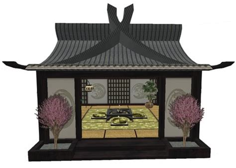 traditional japanese tea house second marketplace traditional japanese tea house
