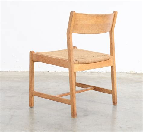 M S Dining Chairs Mid Century Dining Chairs By Borge Mogensen For C M Madsens Fabrikker Set Of 10 For Sale At Pamono