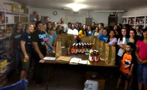 Olive Branch Food Pantry by Midweek Missions Olive Branch Baptist Church Bgav