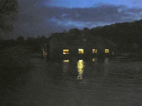 boat quay car park shamrock a tamar sailing barge cotehele quay flood
