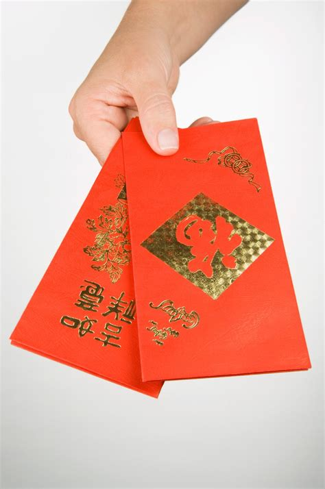 new year envelope lai see new year signs and symbols