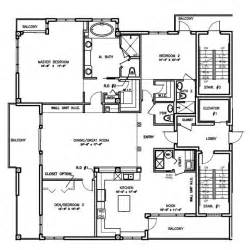 Easy To Build Floor Plans by Floorplans