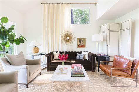 architectural digest home living room combination an amazing before and after living room renovation