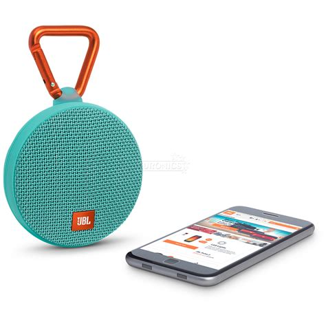 Jbl Clip Speaker Wireless wireless portable speaker clip 2 jbl jblclip2teleu