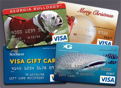 Suntrust Gift Card - third axis design agency amplifying brands strengthening alliances