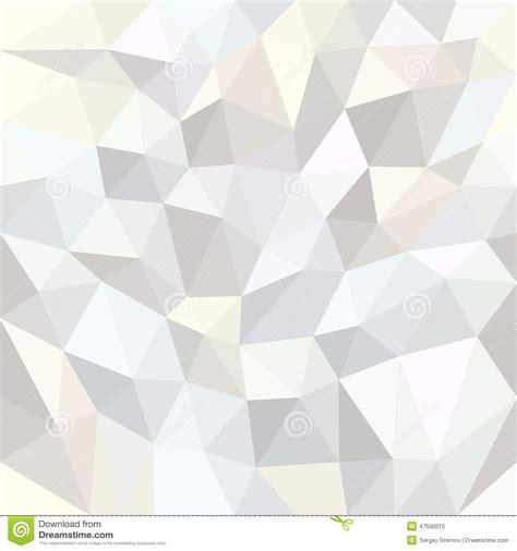 polygon pattern vector geometric background of triangular polygons pattern stock