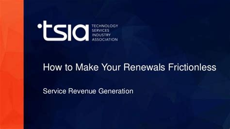 how to make my a service how to make your renewals frictionless