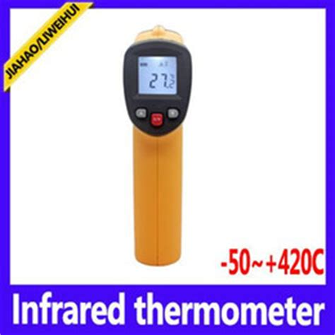 Thermometer Infrared Digital Non Contact Diskon discount target thermometers 2017 target thermometers on