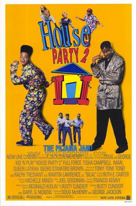 cast of house party 2 house party 2 the pajama jam movie posters from movie poster shop