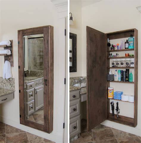 Storage Ideas For Small Bathrooms by 38 Functional Small Bathroom Storage Ideas