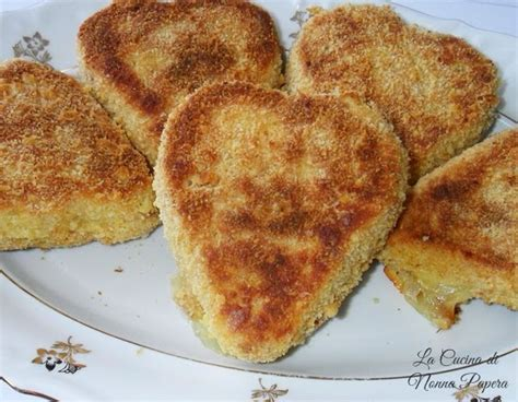 pane in carrozza al forno mozzarella in carrozza al forno