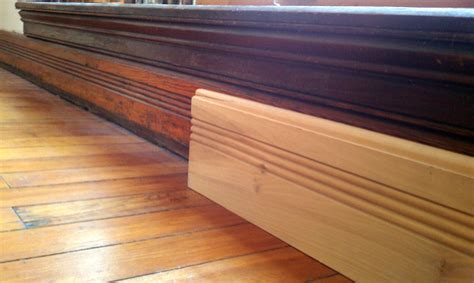 Baseboard moulding profiles images frompo 1