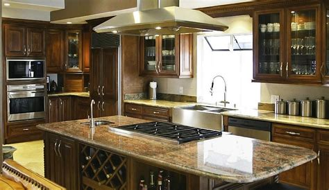 Arizona Cabinets by J K Chocolate Maple Glaze Kitchen Cabinets Flagstaff Az