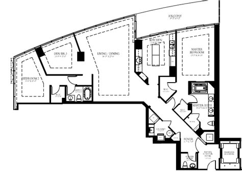 turnberry colony floor plans turnberry tower rentals arlington va apartments