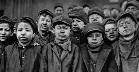 who is the kid in the that mine cadillac comercial child coal mine workers pennsylvania pictures