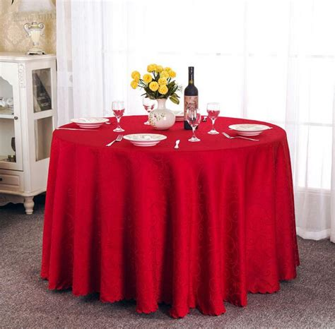 Table Decoration With Cloth by Table Cloth Table Cover For Banquet Wedding