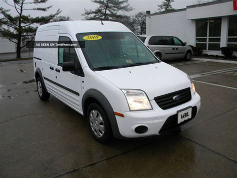 2010 Ford Transit by 2010 Ford Transit Connect Xlt Cargo In Va
