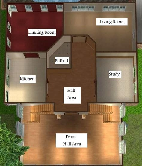 sims 2 house floor plans mod the sims eco friendly mansion