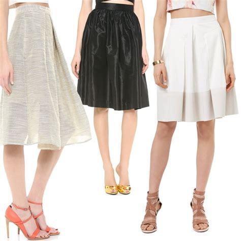 rank style the ten best midi skirts