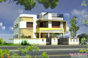 House Design Pictures In Tamilnadu by Tamilnadu Style Modern House Design Kerala Home Design