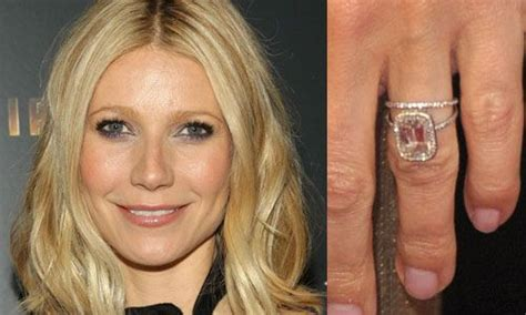 Gwyneth Paltrow Wedding Ring Design by Wedding Rings For
