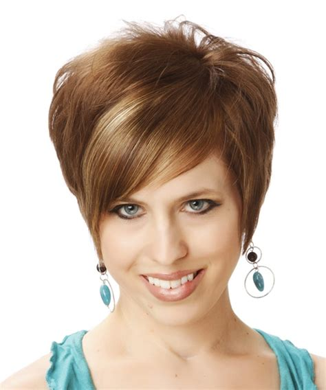 short hairstyles with height at crown 30 terrific short hairstyles for round faces creativefan