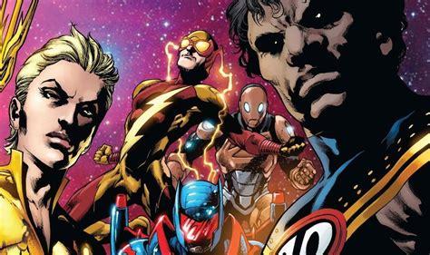gli illuminati marvel supereroi il mito n 15 gli illuminati recensione