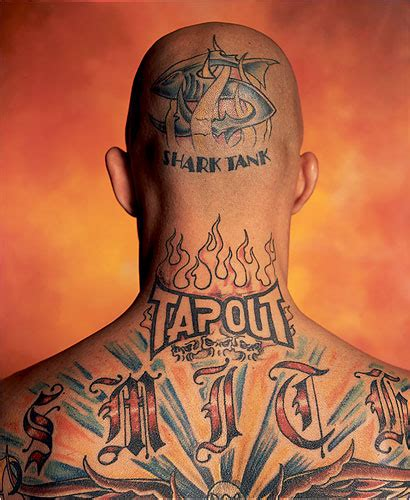 tapout tattoo designs shad smith profile mixed martial arts the new york times