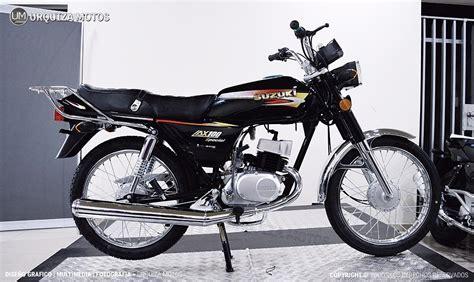 suzuki ax 100 moto suzuki ax 100 ax100 cafe racer 2t 0km urquiza motos
