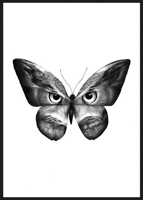 nite owl tattoo best 25 skull butterfly ideas on mens