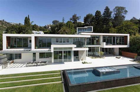 home design house in los angeles ultramodern hillside los angeles jet set estate modern house designs