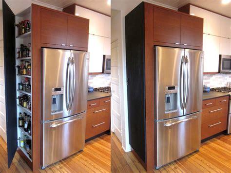 Secret Cabinet by Cabinet Modern Kitchen Louisville By Rock