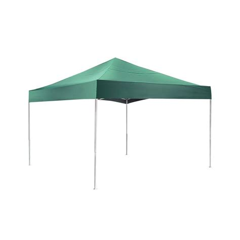Up Canopy Shelterlogic Pro 12 X 12 Green Pop Up Canopy The Home