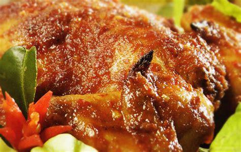 Oven Bakar resep masakan ayam panggang bumbu sate resep terbaru 2017