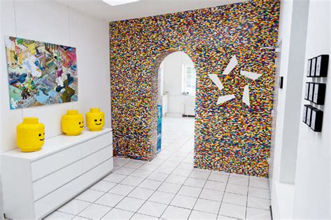 Lego Room Dividers | 8 unique room dividers to section off your space in style
