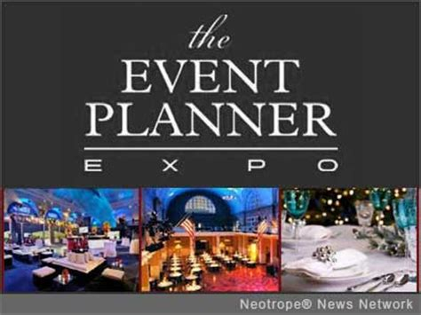 Wedding Organizer New York by The Event Planner Expo 2013 Will Showcase 75 Venues And