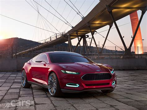 future ford cars ford evos concept cars uk