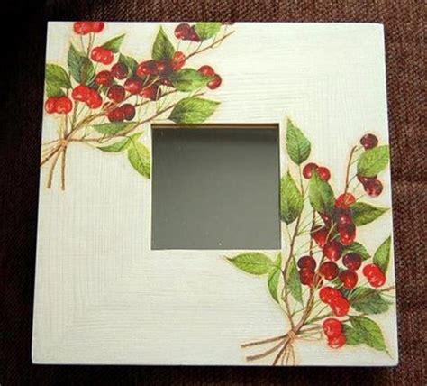 decorar con espejos malma espejo malma decorado con servilleta espejos gu 237 a de