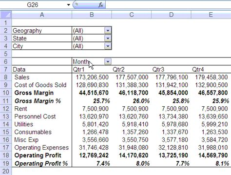 cost and profit spreadsheet and small business profit and loss