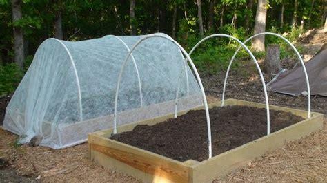 pvc raised garden beds pvc hoops for raised bed sommerhus