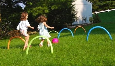 backyard croquet 16 cheap and cheerful backyard ideas to spruce up your