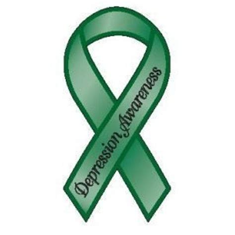 anxiety awareness color awareness ribbons depression awareness ribbon