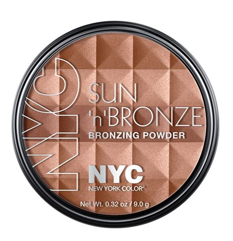 Nyc New York Color Smooth Skin Bronzing Powder In Skin Care Makeup Clearance 074170384574 Upc New York Color Sun N Brown Bronzing Powder Upc Lookup