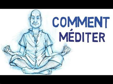 Comment M 233 Diter L Art De La M 233 Ditation Matthieu Ricard