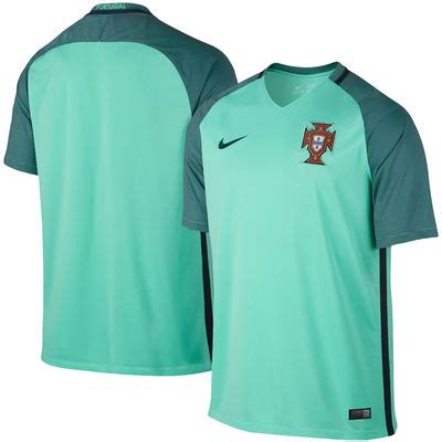 Jersey Portugal 3rd portugal nike 2016 away stadium jersey green pro image square one shopping centre