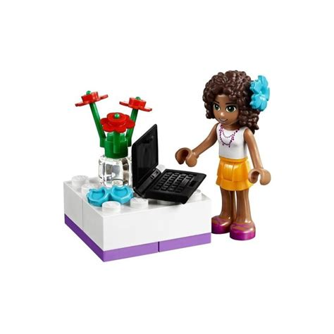 lego friends andrea s bedroom lego friends 41009 andrea s bedroom set new in box sealed