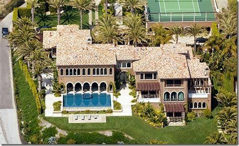 angelina jolie and brad pitt house pamudurthi world s most luxurious celebrity homes