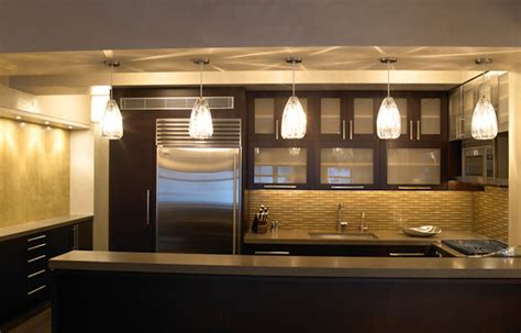 Interior Wall Sconces Modern Luxury New York Apartment
