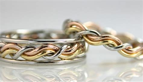 Christian Wedding Rings by 9 Best Collection Of Christian Wedding Ring Sets Designs